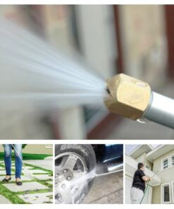 High Pressure Power Washer, 2-in-1 High Pressure Power Washer