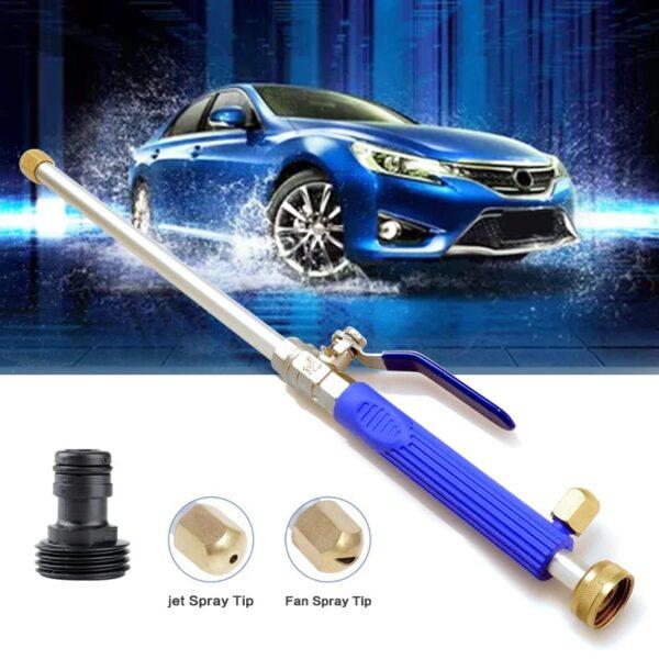 Car High Pressure Washer Water Gun Power Jet Washer Spray garden Nozzle Water Hose Wand Attachment