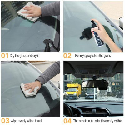 Glass Marks Remover, Glass Marks Remover