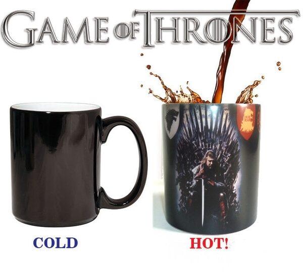 Drop shipping Game Of Thrones mugs Tribal totem mug color changing magic mugs cup Tea coffee 13.jpg 640x640 13