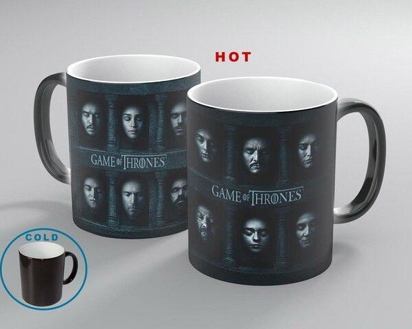 Drop shipping Game Of Thrones mugs Tribal totem mug color changing magic mugs cup Tea coffee 14.jpg 640x640 14