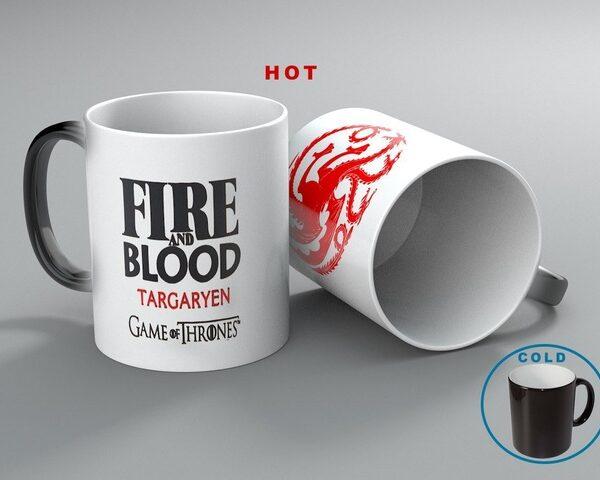 Drop shipping Game Of Thrones mugs Tribal totem mug color changing magic mugs cup Tea coffee 15.jpg 640x640 15