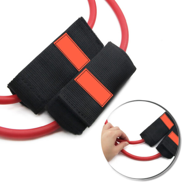 Fitness Women Booty Butt Band Resistance Bands Adjustable Waist Belt Pedal Exerciser for Glutes Muscle Workout 2 1