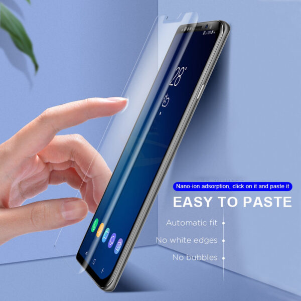 Full Glue UV Tempered Screen Glass For Samsung Galaxy S10E S8 S9 S10 PLus Protector Film 4 1