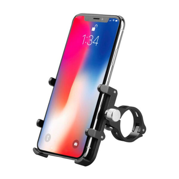 GUB Bicycle GPS Mobile Phone Mount Holder For Phone Bracket Support Sport Cycling Bike Aluminum Alloy 3 2