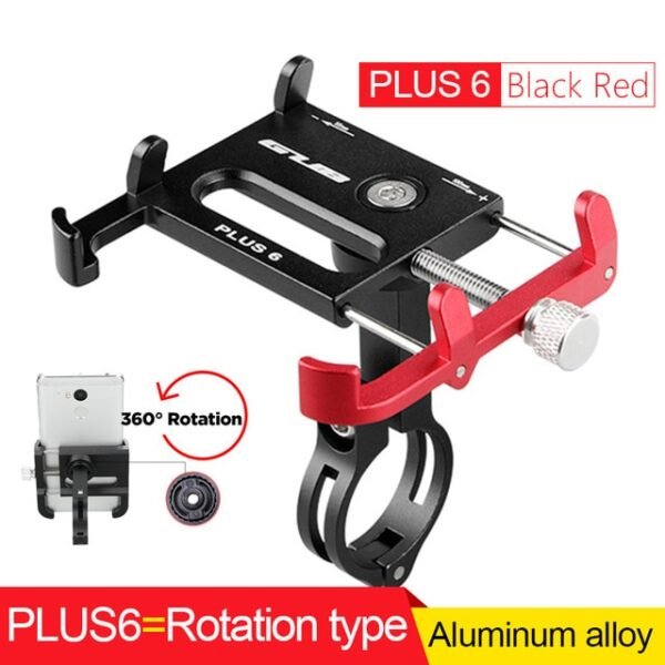 GUB Bicycle GPS Mobile Phone Mount Holder For Phone Bracket Support Sport Cycling Bike Aluminum Alloy 4.jpg 640x640 4