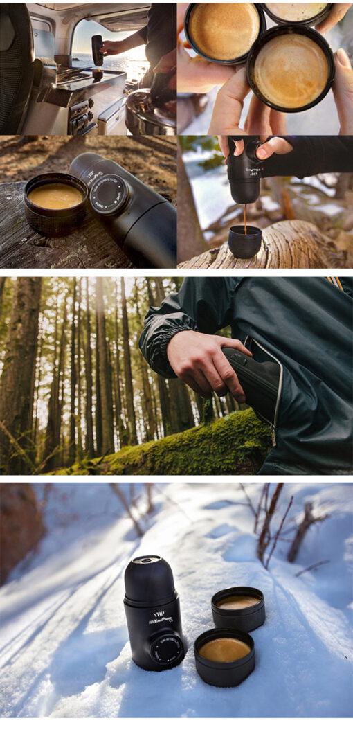 Manual Coffee Maker, Manual Coffee Maker