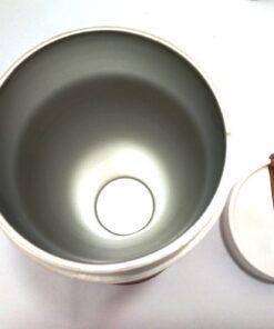 Goat Horn Coffee Mug, Goat Horn Coffee Mug