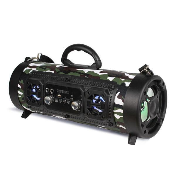Hifi Portable Bluetooth Speaker FM Radio Move KTV 3D Sound Unit Wireless Surround TV Sound bar 1.jpg 640x640 1