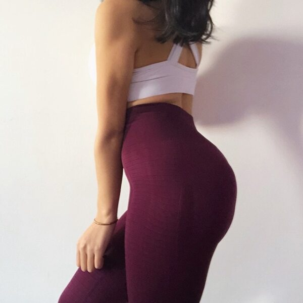 Lucylizz Women Yoga Pants Fitness Sports Leggings Running Tights Sportswear Push Up Pants Gym Clothing Mesh 3.jpg 640x640 3
