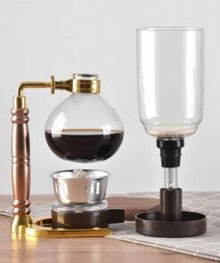 Syphon Pot Coffee Maker, Syphon Pot Coffee Maker&Grinder