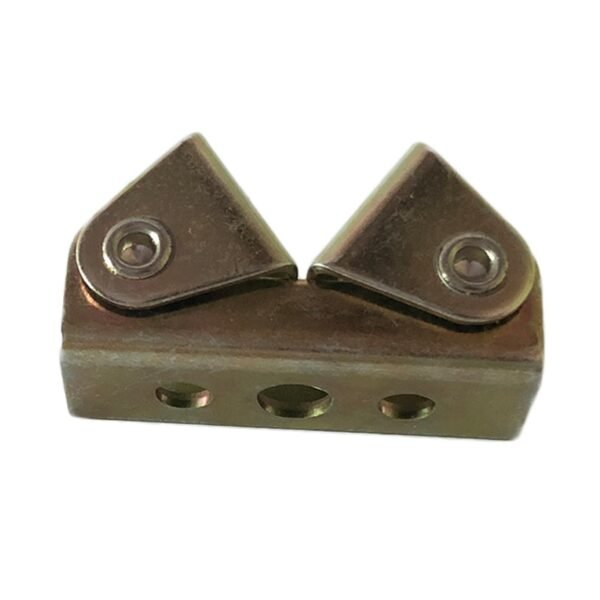 Magnetic V type Clamps V shaped Magnetic Welding Holder Welding Fixture Adjustable Magnetic V Pads Strong 5