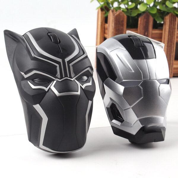 Marvel Action Figures Iron Man Black Panther Star Lord Ant Man Tree Man War Machine Figure 3 1