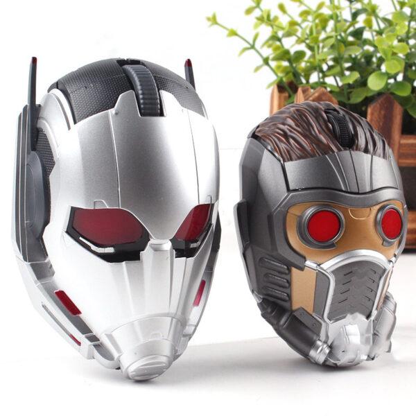 Marvel Action Figures Iron Man Black Panther Star Lord Ant Man Tree Man War Machine Figure 4 1