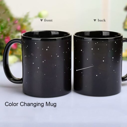 Color Changing Coffee Mug, Color Changing Coffee Mug