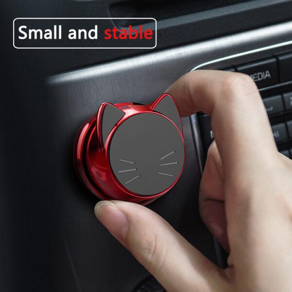 OATSBASF Universal Car Phone Holder 360 Degree GPS Magnetic Mobile Phone Holder for Xiaomi Redmi Note 3 1