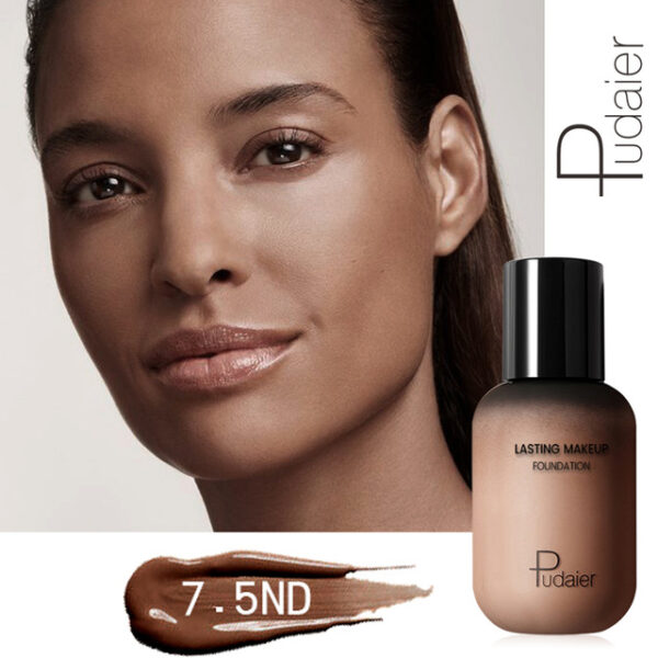 Pudaier 40ml Matte Makeup Foundation Cream for Face Professional Concealing Make up Tonal Base high coverage 13.jpg 640x640 13