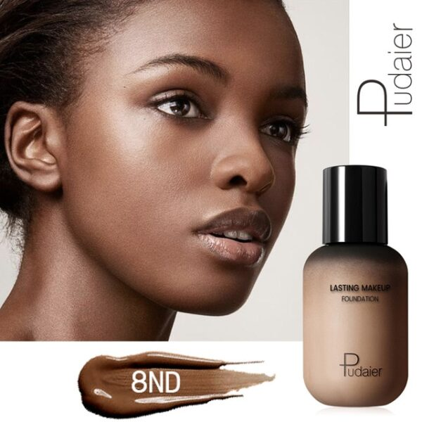 Pudaier 40ml Matte Makeup Foundation Cream for Face Professional Concealing Make up Tonal Base high coverage 16.jpg 640x640 16