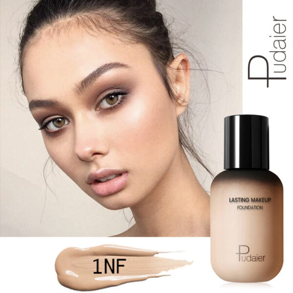 Pudaier 40ml Matte Makeup Foundation Cream for Face Professional Concealing Make up Tonal Base high coverage 19.jpg 640x640 19