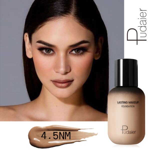 Pudaier 40ml Matte Makeup Foundation Cream for Face Professional Concealing Make up Tonal Base high coverage 22.jpg 640x640 22