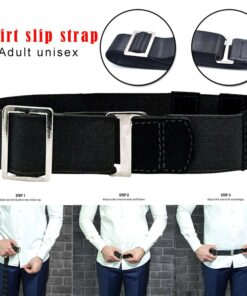 Adjustable Near Shirt-Stay, Adjustable Near Shirt-Stay