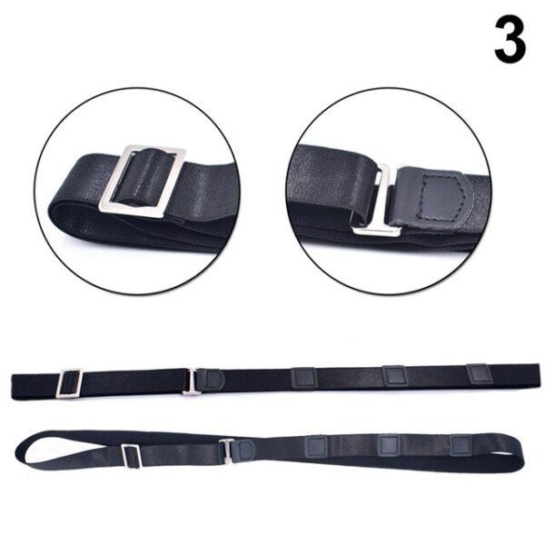 Shirt Holder Adjustable Near Shirt Stay Best Tuck It Belt for Women Men Work Interview