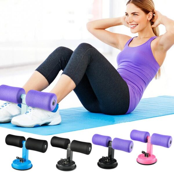Sit ups Assistant Device Home Fitness Healthy Abdomen Lose Weight Gym Workout Exercise Adjustable Body Equipment 1