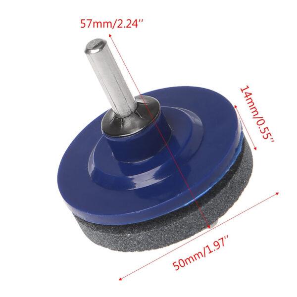 Universal Lawnmower Faster Blade Sharpener Grinding Garden Tools Rotary Drill 4 1