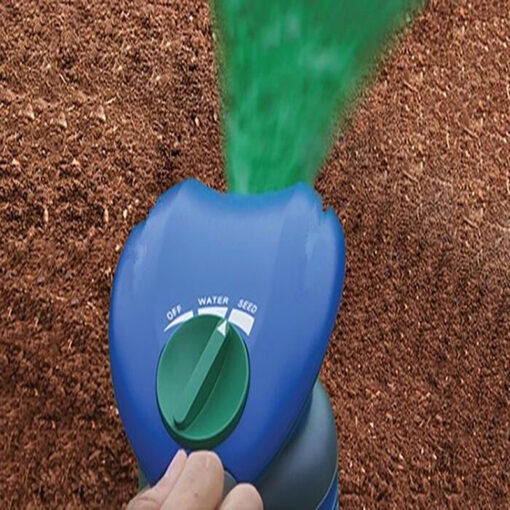 Grass Seed Sprayer, ระบบหญ้าเหลว