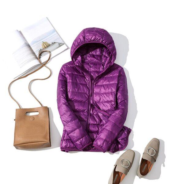 Women Winter Ultra Light 90 White Duck Down Jacket Fashion Casual Female Outerwear Plus Size Waterproof 3.jpg 640x640 3