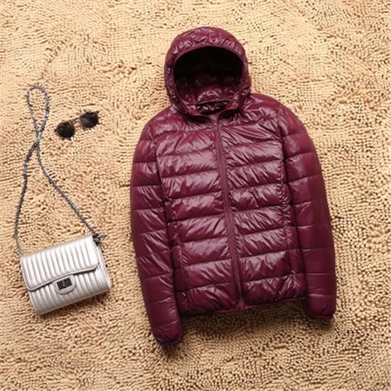 Women Winter Ultra Light 90 White Duck Down Jacket Fashion Casual Female Outerwear Plus Size Waterproof 6.jpg 640x640 6