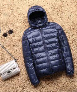 Women Winter Ultra Light 90 White Duck Down Jacket Fashion Casual Female Outerwear Plus Size Waterproof 7.jpg 640x640 7