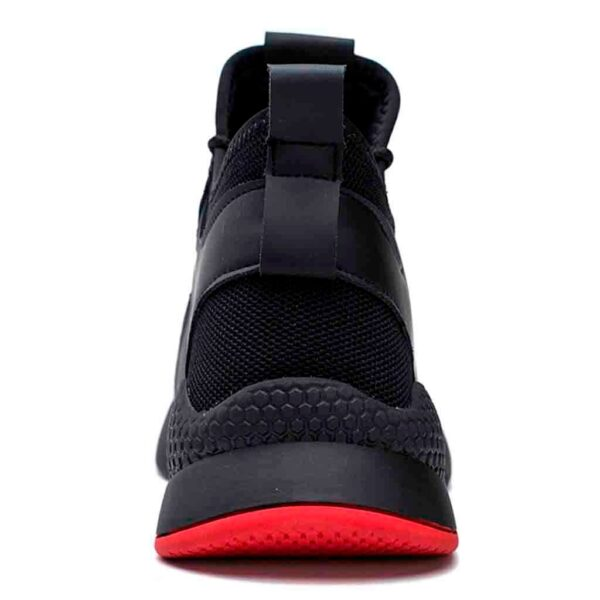 YOUYEDIAN designer shoes For male luxury 2019 Men s Fashion Flying Woven Shoes Casual Trainers Fitness 2