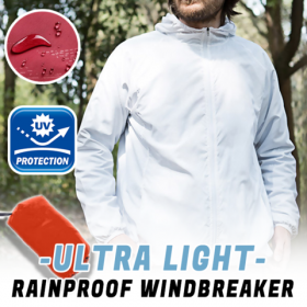 Ultra-Light Rainproof Windbreaker, Ultra-Light Rainproof Windbreaker