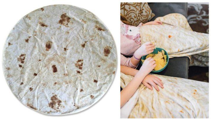 The Burrito Blanket, The Burrito Blanket