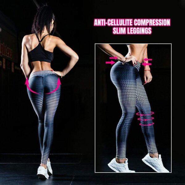 yoyoyoyoga bottoms s anti cellulite compression slim leggings