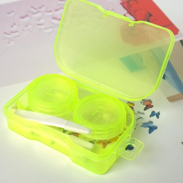 1PC New style hot sale Convenient Travel Contact lens Case for Eyes Care Kit Holder Container 1.jpg 640x640 1