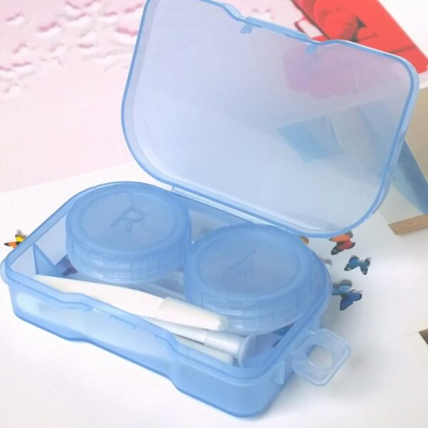 1PC New style hot sale Convenient Travel Contact lens Case for Eyes Care Kit Holder Container 2.jpg 640x640 2