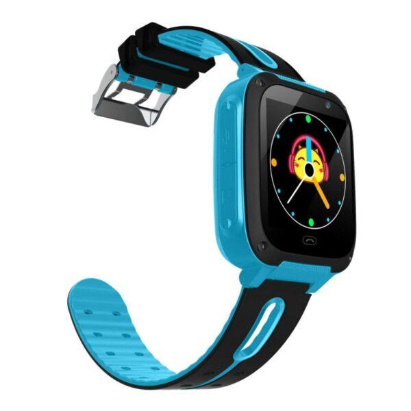2019 Smart Watch Micro SIM Card Call Tracker Child Camera Anti lost Position Alarm Smart Watch 1