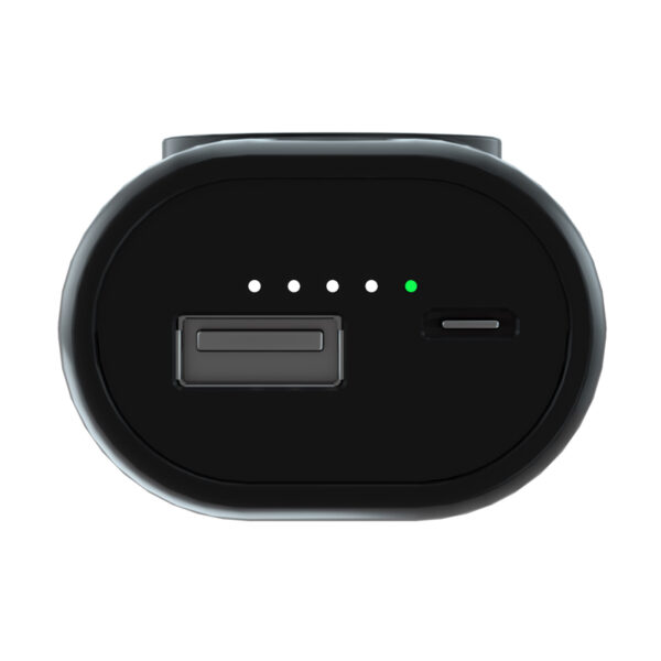 2019 portable charger qi Wireless Charging For Apple Watch Power bank Wireless Charger 5200mah 3 in 4