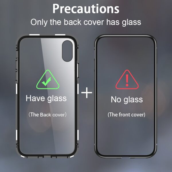 360 Magnetic Adsorption Phone Cases for Samsung Galaxy S10 Lite S9 S8 Plus S7 Edge A6 1