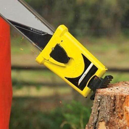 , Easy Chainsaw Sharpener