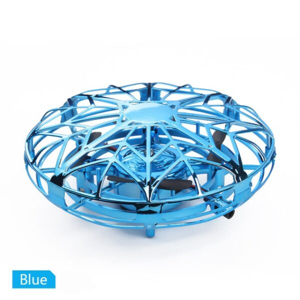 Anti collision UFO Mini Drone Hand Flying Globe Quadcopter Hand Controlled Helicopter LED Induction Flying Ball 2.jpg 640x640 2