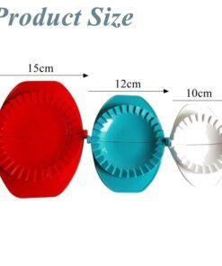 Dough Cutter & Presser Set (3 Pcs), Dough Cutter & Presser Set (3 Pcs)