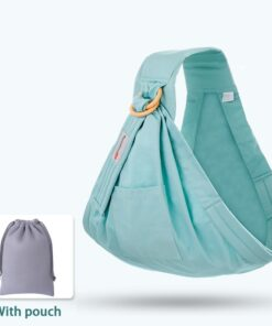 Multi-Functional Summer Breathable Baby Carrier, Multi-Functional Summer Breathable Baby Carrier