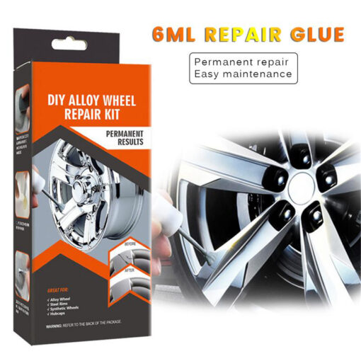 DIY Alloy Wheel Repair Kit, DIY Alloy Wheel Repair Kit