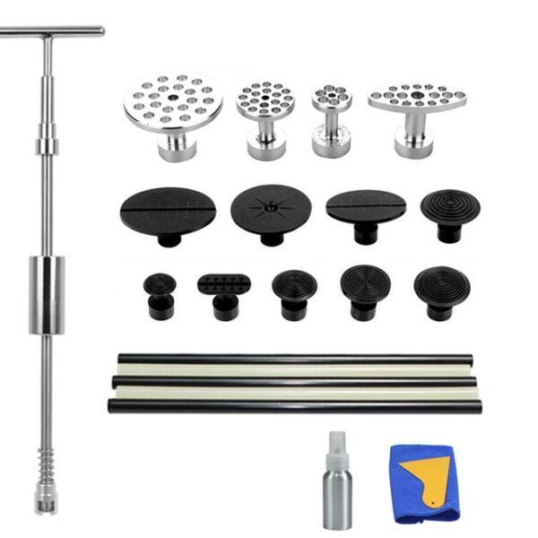 FURUIX PDR auto repair tool paintless dent puller car removal tool Slide Hammer Puller Tabs