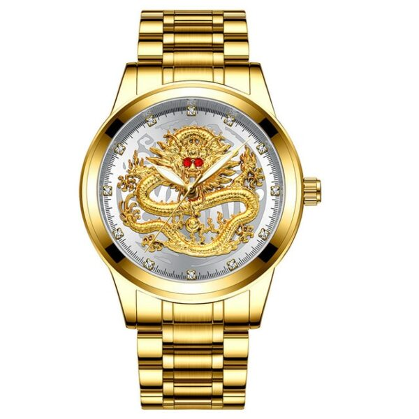 Fashion Men Watch Golden Mens Watches Top Brand Luxury Waterproof Full Steel Quartz Dragon Clock Male 2.jpg 640x640 2