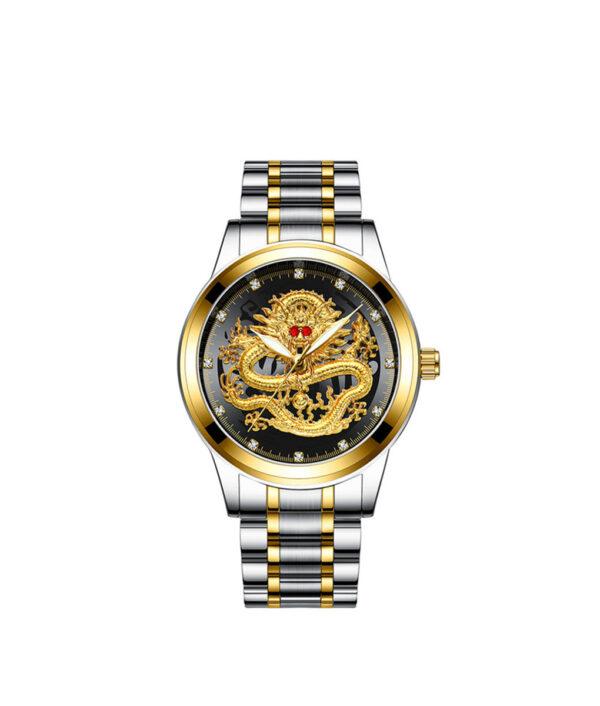 Fashion Men Watch Golden Mens Watches Top Brand Luxury Waterproof Full Steel Quartz Dragon Clock Male 3 1.jpg 640x640 3 1