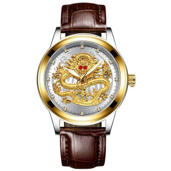 Fashion Men Watch Golden Mens Watches Top Brand Luxury Waterproof Full Steel Quartz Dragon Clock Male 8.jpg 640x640 8
